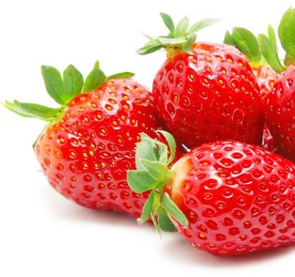 aardbeien milkshake maken