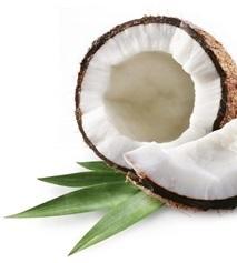 kokos milkshake maken